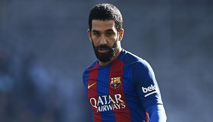 Barcelona - Chapecoense maçında Arda Turan'a forma verilmedi