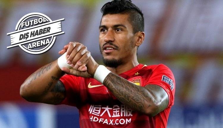 Barcelona, Paulinho'yu transfer etti