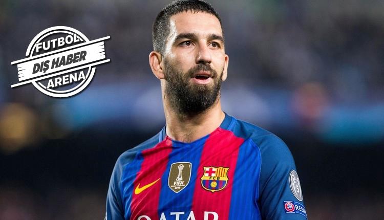 Barcelona'da Arda Turan'ın transfer kararı