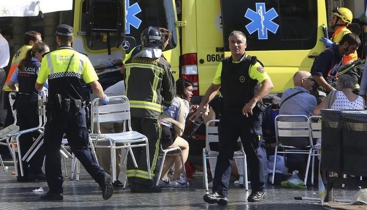 Barcelona'daki saldırı için Neymar iddiası