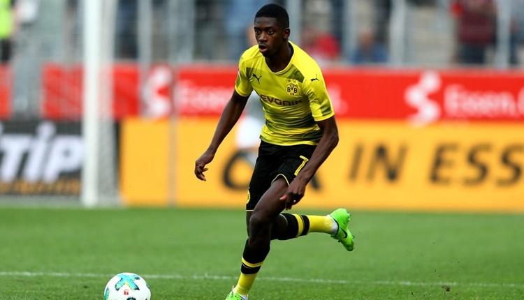 Barcelona'nın Ousmane Dembele transferinde son dakika!