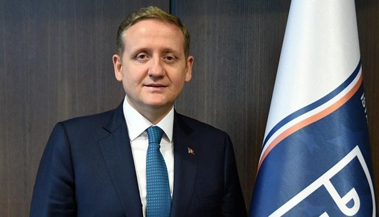 Başakşehir Başkanı Göksel Gümüşdağ: