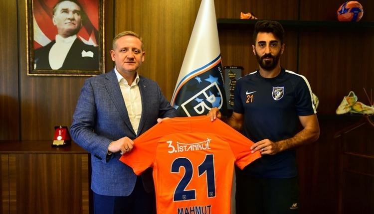 Başakşehir, Mahmut Tekdemir ile kontrat uzattı