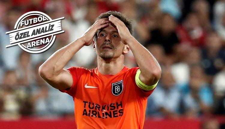 Başakşehir - Sevilla maçına Emre Belözoğlu damgası