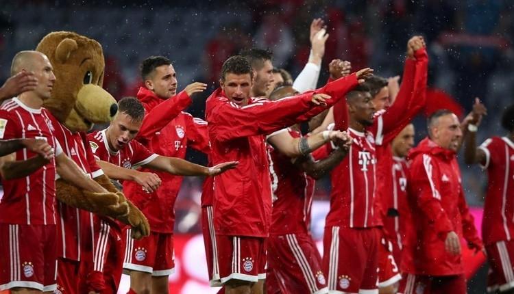 Bayern Münih 3-1 Bayer Leverkusen maç özeti ve golleri