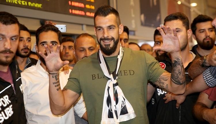 Beşiktaş'ta Negredo Konyaspor maçı kadrosunda olacak mı?