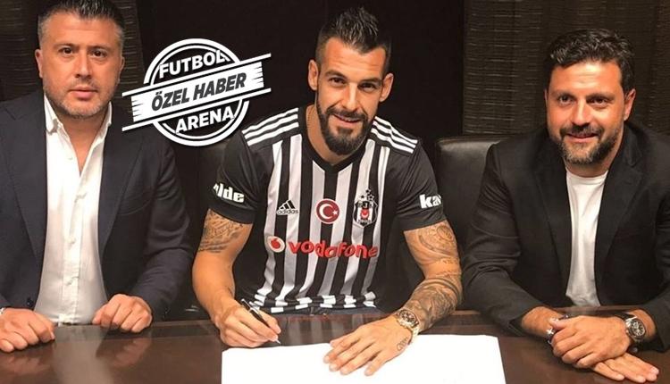 Beşiktaş, Alvaro Negredo transferini açıkladı! Maliyeti...
