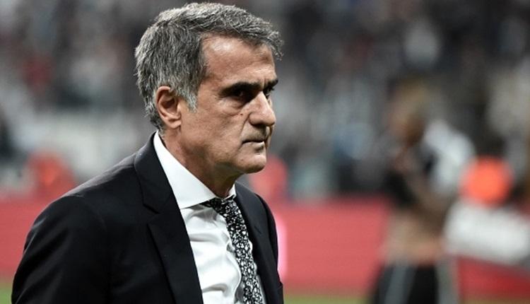 Beşiktaş - Antalyaspor maçı öncesi şaşırtan Şenol Güneş detayı