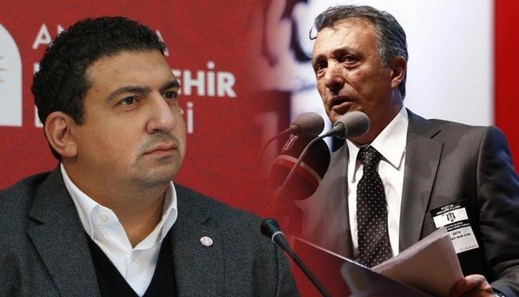 Beşiktaş - Antalyaspor maçı sornası demeç savaşı! 'Tetikçi başkan!'