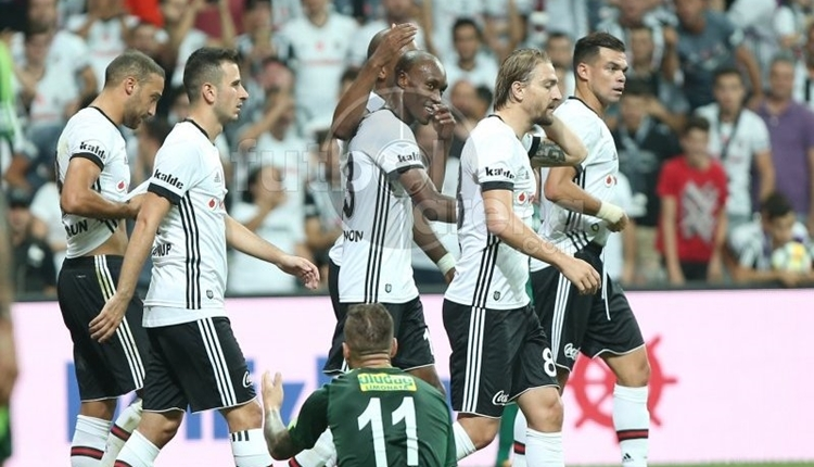 Beşiktaş - Bursaspor maçına Atiba damgası