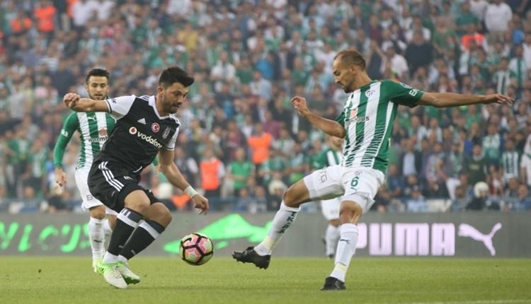 Beşiktaş - Bursaspor maçında Bursa seyircisi yok