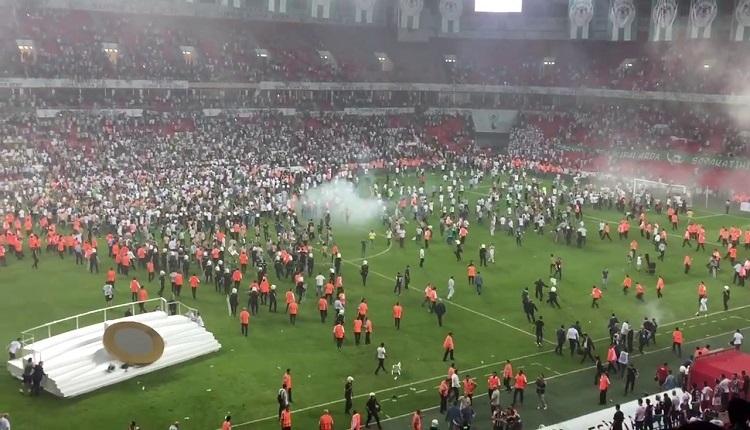 Beşiktaş - Konyaspor maçı gözlemci raporunda ilginç detay