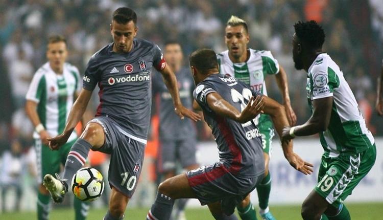 Beşiktaş - Konyaspor maçına Nuriye Gülmen ve Semih Özakça soruşturması