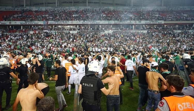 Beşiktaş, Konyaspor ve Fikret Orman PFDK'ya sevk edildi
