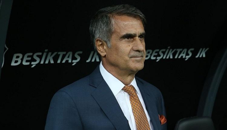 Beşiktaş Teknik Direktörü Şenol Güneş'in ismi İstanbul'da stada verildi