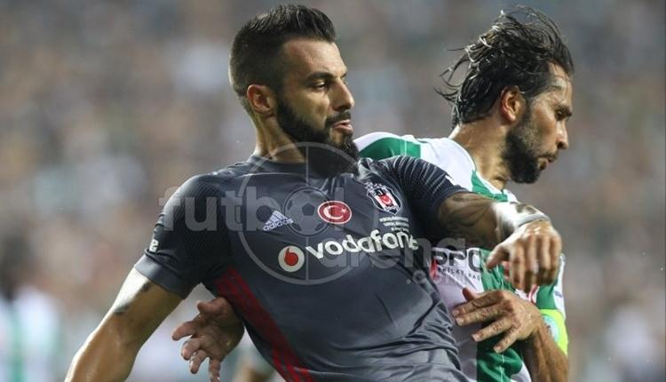 Beşiktaş üst üste 4. Süper Kupa finalini kaybetti