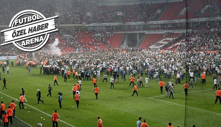 Beşiktaş ve Konyaspor ne ceza alacak?