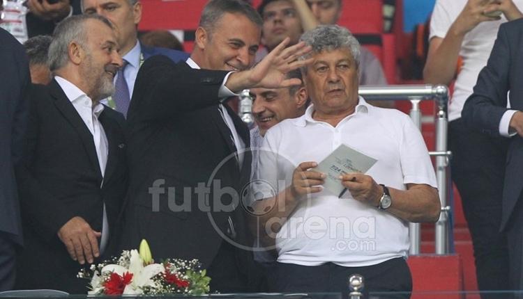 Beşiktaş ve Konyaspor'a Lucescu'dan yakın takip