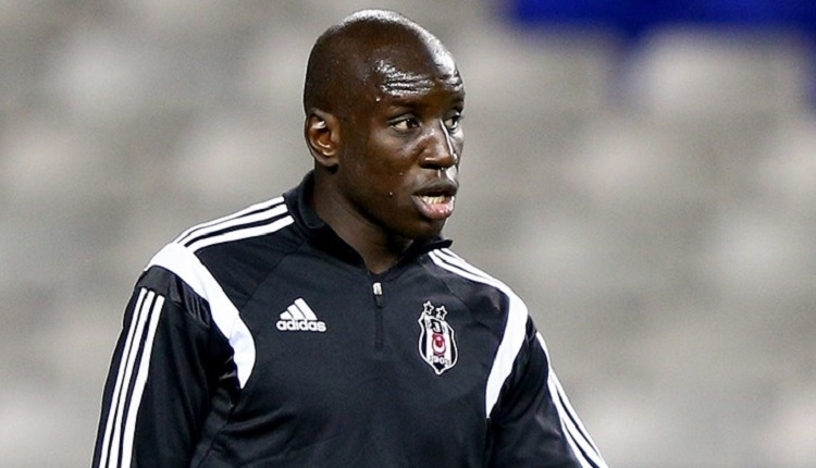 Beşiktaş'a Demba Ba'dan transfer mesajı: 'Elimden geleni yapacağım'