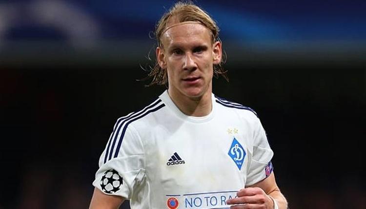Beşiktaş'ın gözdesi Vida'nın Dinamo Kiev'de attığı gol (İZLE)