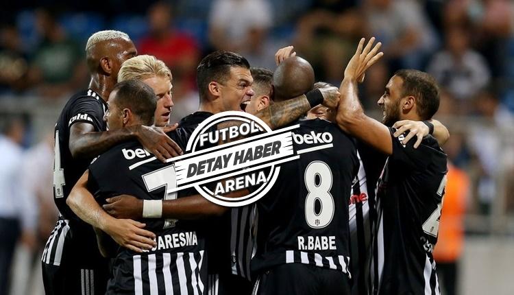 Beşiktaş'ın kadro değeri Şampiyonlar Ligi'nde kaçıncı?