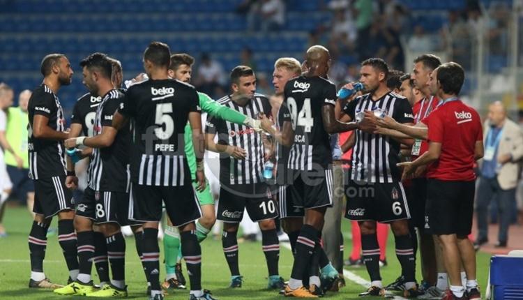 Beşiktaş'ın Kasımpaşa deplasmanı kabus bitmedi