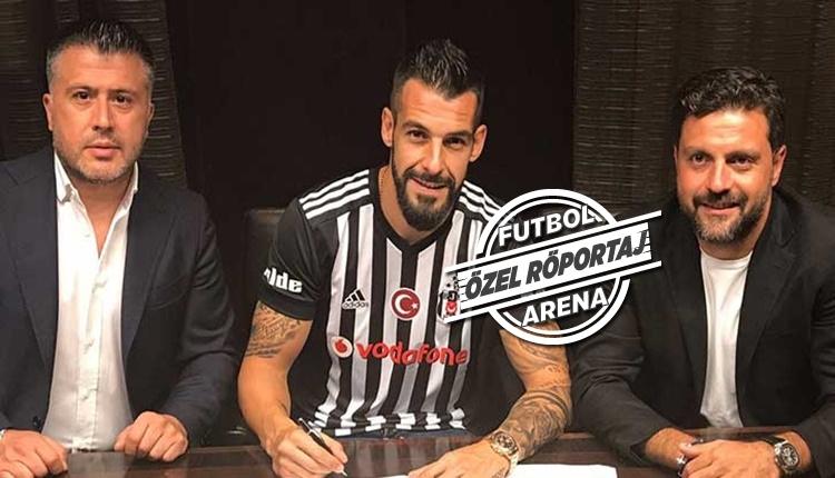 Beşiktaş'ın Negredo transferine Ömer Çatkıç'tan yorum: 'Sadece bir golcü değil'