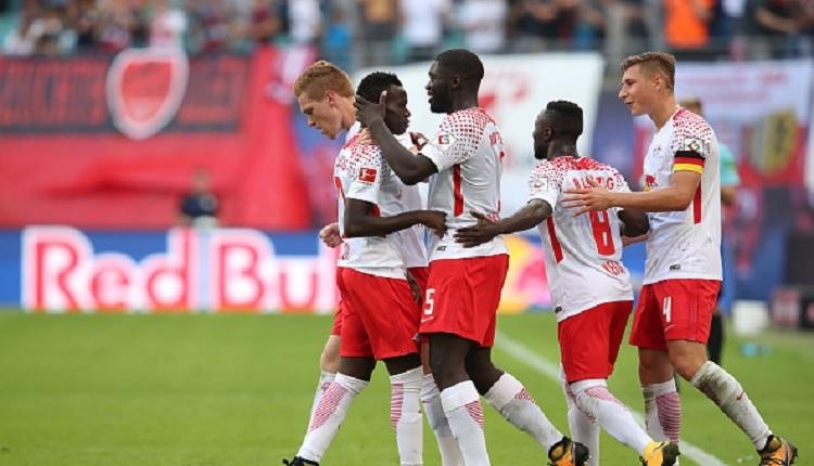 Beşiktaş'ın rakibi Leipzig farka gitti, Bruma 1 gol attı (İZLE)