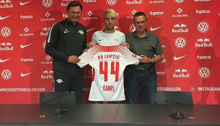 Beşiktaş'ın rakibi Leipzig, Kevin Kampl'ı transfer etti