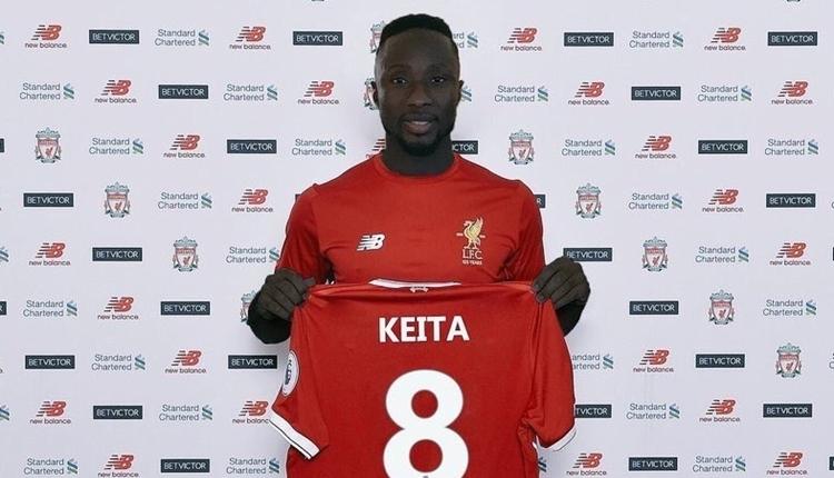Beşiktaş'ın rakibi Leipzig'in yıldızı Naby Keita transfer oldu