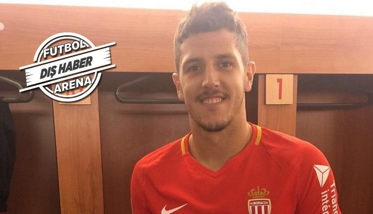 Beşiktaş'ın rakibi Monaco'da Jovetic'e Mbappe'nin forması