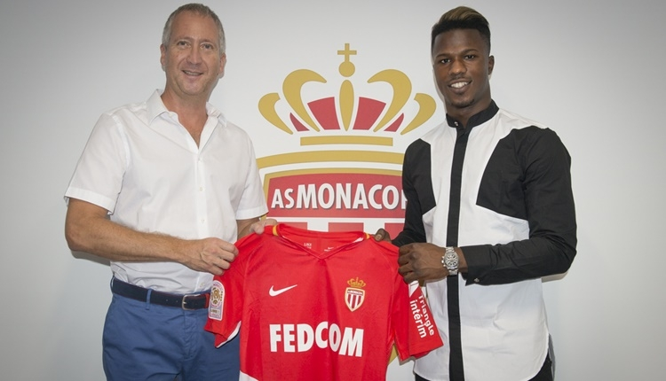 Beşiktaş'ın rakibi Monaco Keita Balde'yi transfer etti