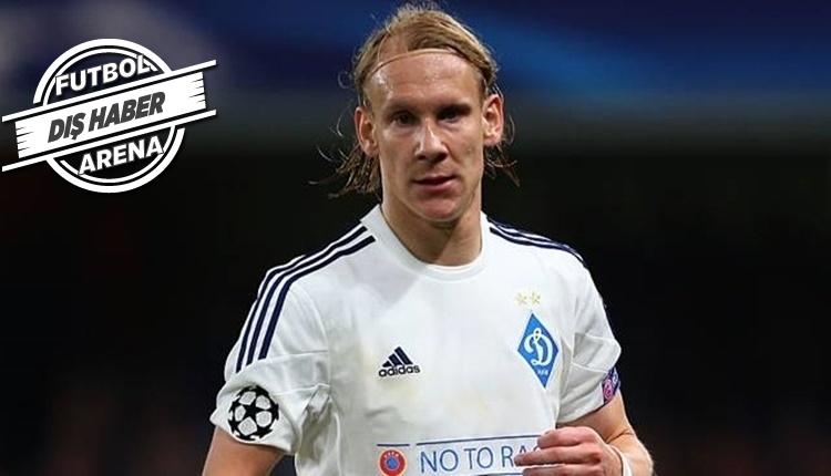 Beşiktaş'ın Vida transferini Dinamo Kiev açıkladı