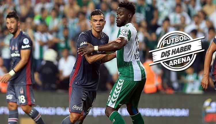 Beşiktaşlı Pepe, İspanya'da gündem oldu