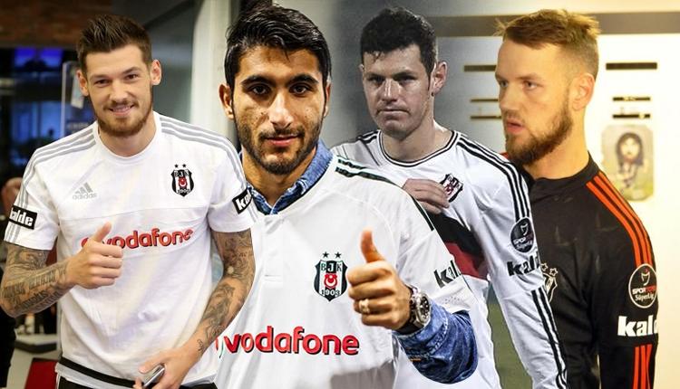 Beşiktaş'ta 4 oyuncu U21'e gönderildi