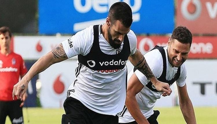 Beşiktaş'ta Alvaro Negredo: 35 golden fazla atmak istiyorum