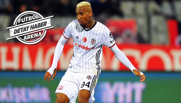 Beşiktaş'ta Anderson Talisca atıyor, 3 puan geliyor