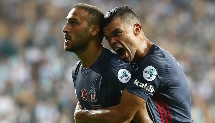 Beşiktaş'ta Cenk Tosun'a Mehhmet Demirkol'dan yorum: