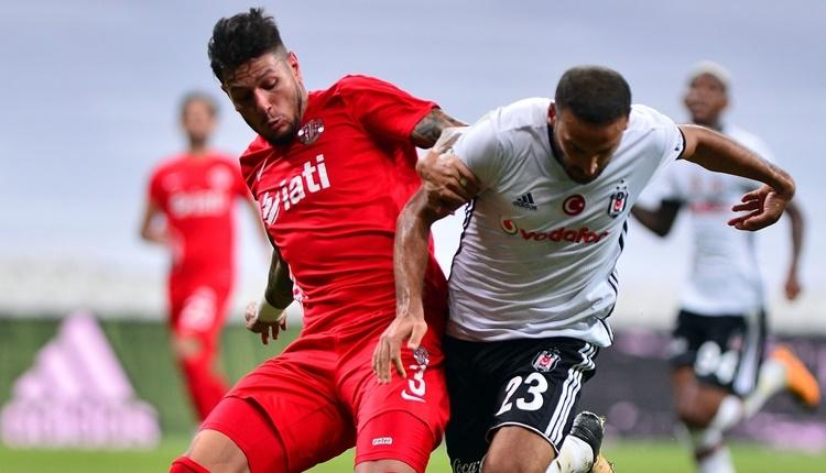 Beşiktaş'ta Cenk Tosun'dan penaltı açıklaması