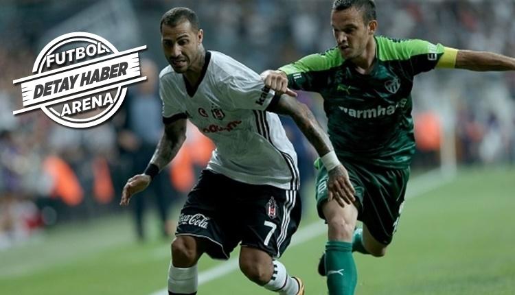 Beşiktaş'ta duran top ikilemi! Talisca ve Quaresma...