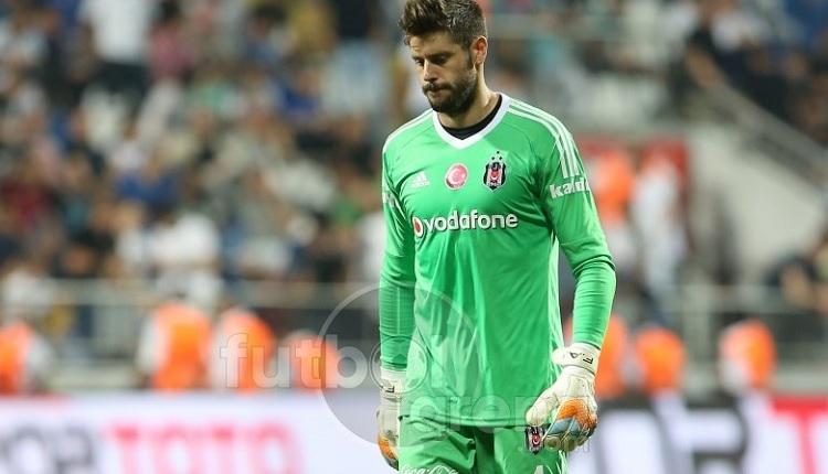 Beşiktaş'ta Fabri'nin yediği gole Rüştü Reçber yorumu!