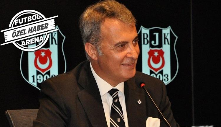 Beşiktaş'ta Fikret Orman Vida transferi için Ukrayna'ya gidecek