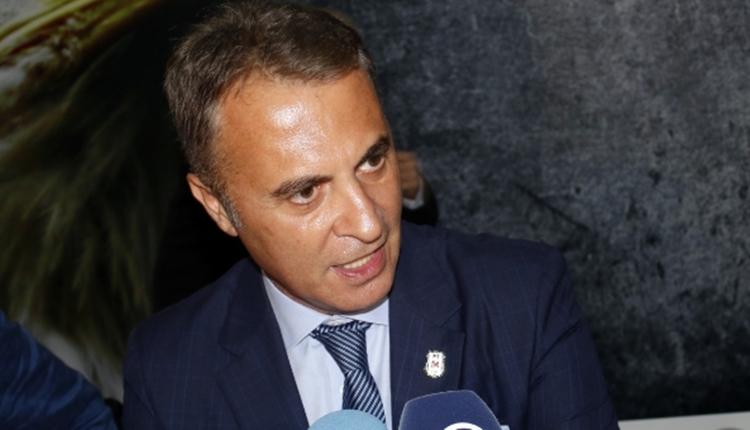 Beşiktaş'ta Fikret Orman'dan Konyaspor, Gary Medel ve Talisca cevapları