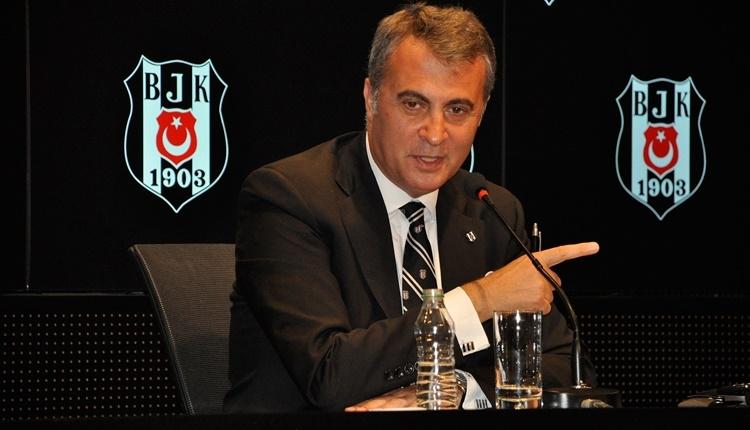 Beşiktaş'ta Fikret Orman'ın son transferi Vida!