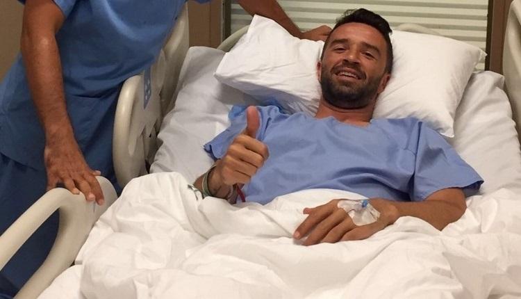 Beşiktaş'ta Gökhan Gönül'ün sakatlığında son durum