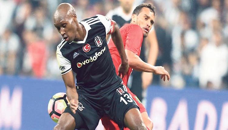 Beşiktaş'ta Kasımpaşa maçı öncesi Atiba şoku