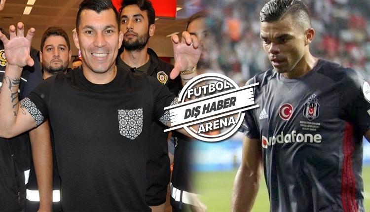 Beşiktaş'ta Medel ve Pepe için iddialı sözler