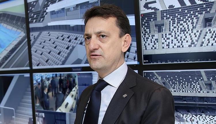 Beşiktaş'ta Metin Albayrak'tan Vida transferi için açıklama