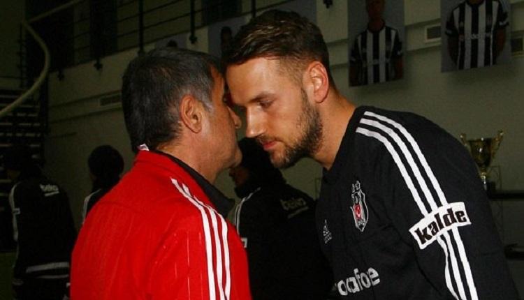 Beşiktaş'ta Milosevic Göztepe yolcusu