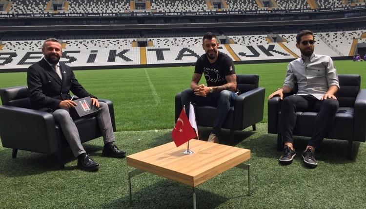 Beşiktaş'ta Negredo'dan flaş açıklama! '35 gol...'